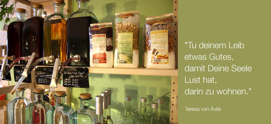 Willkommen bei fein und w rzig - Teresa von avila zitate ...
